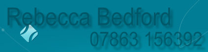 Rebecca Bedford - Call me on 07863 156392